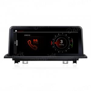 ANDROID 10 navigatore per BMW X1 F48 Sistema originale NBT 10.25 pollici 4GB RAM 64GB ROM CarPlay Android Auto WI-FI GPS 4G LTE Bluetooth MirrorLink