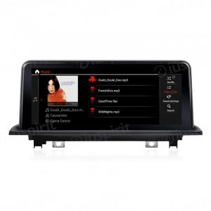 ANDROID 10 navigatore per BMW X1 F48 BMW X2 E39 Sistema originale EVO 10.25 pollici 4GB RAM 64GB ROM Car Play Android Auto WI-FI GPS 4G LTE Bluetooth MirrorLink