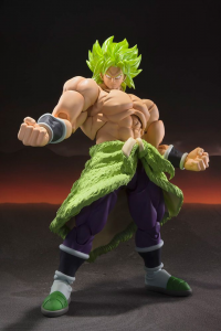 Dragon Ball Super - S.H. Figuarts: BROLY FULLPOWER Limited by Bandai Tamashii