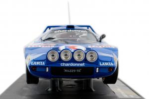 Lancia Stratos  Hf Rally #10 Monte Carlo 1978 - 1/18