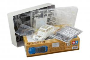 Citroen 2 Cv  Kit Tamiya - 1/24
