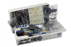 Wolf Wr1 1977 Kit - 1/20