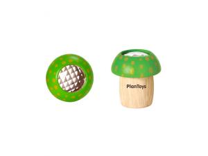 PLAN TOYS Mushroom Kaleidoscope - Caleidoscopio Funghetto