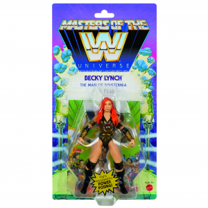 *PREORDER* Masters of the WWE Universe: BECKY LYNCH by Mattel