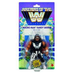 *PREORDER* Masters of the WWE Universe: MACHO MAN RANDY SAVAGE by Mattel