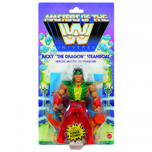 *PREORDER* Masters of the WWE Universe: RICKY