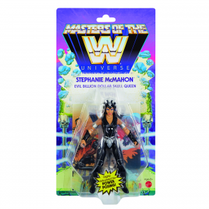 *PREORDER* Masters of the WWE Universe: STEPHANIE McMAHON by Mattel