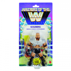 *PREORDER* Masters of the WWE Universe: GOLDBERG by Mattel