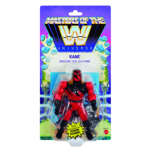 *PREORDER* Masters of the WWE Universe: KANE by Mattel