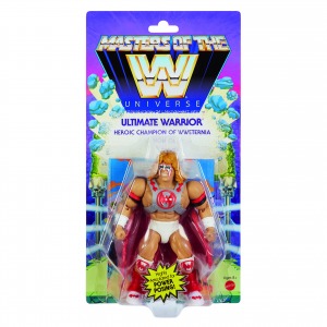 *PREORDER* Masters of the WWE Universe: ULTIMATE WARRIOR by Mattel