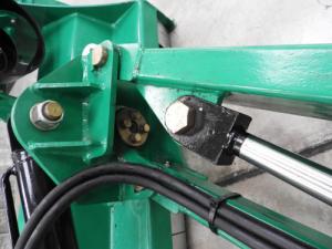 Trinciatrice GEO leggera laterale AGS 105