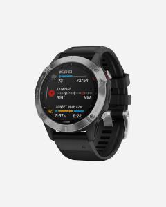 Garmin Fenix 6 silver/black smart watch