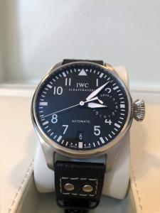 Orologio secondo polso IWC Big Pilot