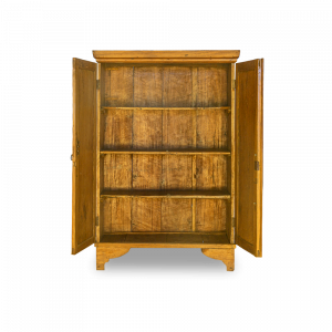 Credenza / Armadio antique intagliato in legno di teak