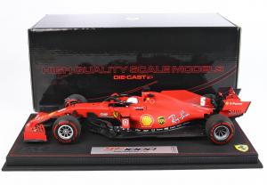 Ferrari Sf1000 Austrian GP 2020 At The Red Bull Ring Sebastian Vettel Ltd 100 Pcs - 1/18 BBR
