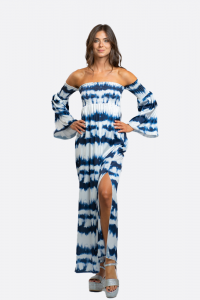SHOPPING ON LINE NO SECERETS MILANO ABITO TIEDYE  NEW COLLECTION WOMEN'S SPRING SUMMER 2021