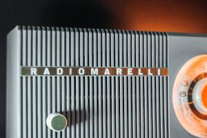RADIOMARELLI RD229 (1962) bluetooth speaker