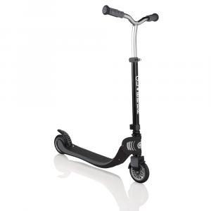 Monopattino 2 ruote pieghevole 4 Altezze Globber Flow Foldable 125 Nero