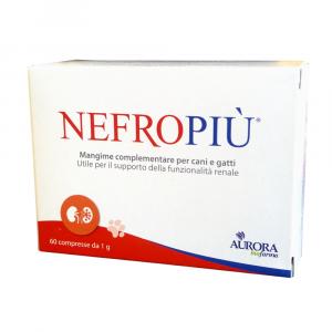 NEFROPIU' (60 cpr) – Migliora le funzionalità renali nel cane e nel gatto
