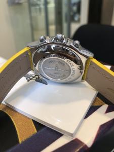 Orologio secondo polso Breitling Chronomat Frecce tricolori