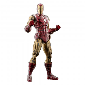 *PREORDER* Marvel The Origins Collection Comics: IRON MAN 1/6 by Hot Toys