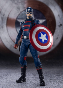 *PREORDER* The Falcon & The Winter Soldier - S.H. Figuarts: CAPTAIN AMERICA (JOHN F. WALKER) by Bandai Tamashii