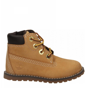 Pokey Pine 6In Boot with Side Zip