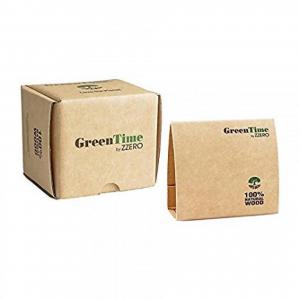 Orologio uomo in legno di ulivo ed ecopelle Eco friendly Green Time ZW095A