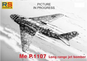 Messerschmitt Me P.1107/II