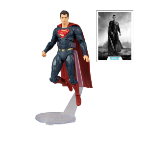 *PREORDER* DC Justice League Movie: SUPERMAN (BLUE/RED SUIT) by McFarlane Toys