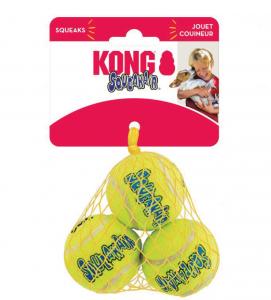 Kong - AirDog Squeakair Tennis Ball - S