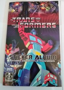Stickers Album TRANSFORMERS by Universo Retrò