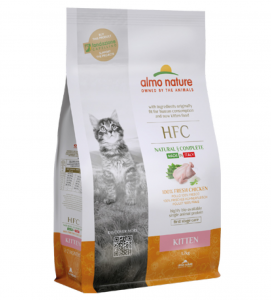 Almo Nature - HFC Cat - Kitten - Pollo - 1.2 kg