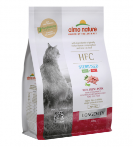 Almo Nature - HFC Cat - Longevity - Sterilised - 300 gr