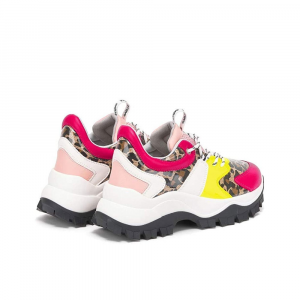 Gaelle Paris Sneakers Multicolor da Donna