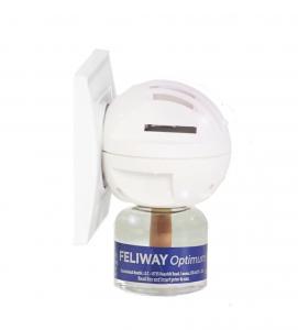Ceva - Feliway Optimum Starter Kit (Diffusore + Ricarica)