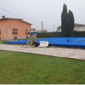 Telo di copertura per piscine
