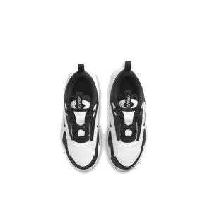 Nike Air Max Bolt Bianco Nero da Bambino
