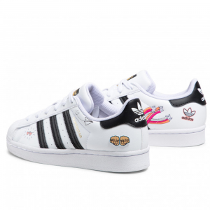 Adidas Superstar Grls Rule Multicolor da Donna