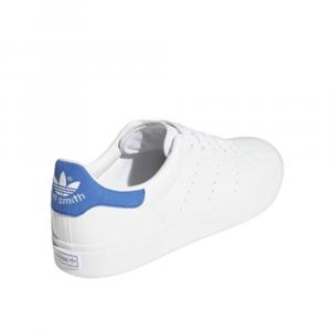 Adidas Stan Smith Vulc Bianco Blu da Uomo
