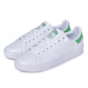 Adidas Stan Smith Vulc Bianco Verde da Uomo