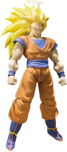*PREORDER* Dragon Ball Z – S.H. Figuarts: SUPER SAIYAN 3 SON GOKU by Bandai Tamashii