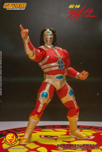*PREORDER* New Japan Pro Wrestling: JYUSHIN LIGER by Storm Collectibles