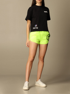 T-shirt nera barrow
