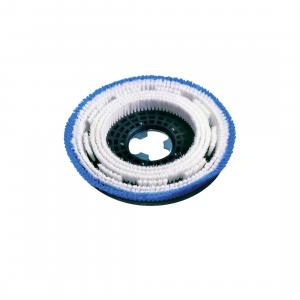 SPAZZOLA MOQUETTE PER LAVAGGIO TAPPETI 20 pollici - 480 mm valida per monospazzole Serie Diam. 505 Ghibli & Wirbel cod. 00-263
