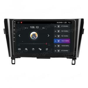 ANDROID 10 autoradio navigatore per Nissan Qashqai Nissan X-Trail Nissan Rogue 2014-2019 GPS USB WI-FI Car Play Android Auto Bluetooth 4G LTE