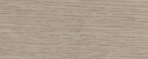 Profilo Adesivo ZEROCURVE in Alluminio rivestito con pellicola in Rovere Bianco - LARGHEZZA: 4,0cm - ALTEZZA: 90cm - Scegli tu le misure!