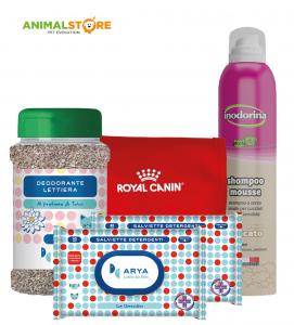 Kit Igiene Gatto - Avanzato