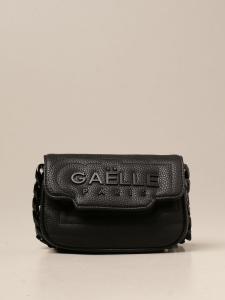 Mini tracolla nera gaelle paris