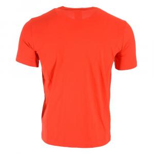 Champion T-shirt Logo Rossa da Uomo